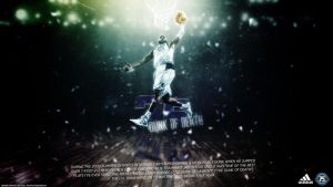 Vince Carter Wallpaper by ManiaGraphic
