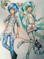 The rulers by agni98