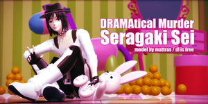 DMMd Model: Seragaki Sei + DL by MattRas