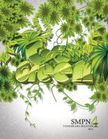 SMPN 4 Yearbook Cover I by pesisir