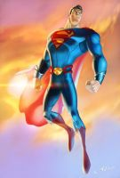 PIXAR's Superman by cheetor182