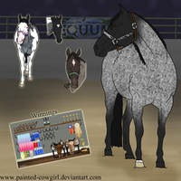 Spanky-Breed Showcase Breeders Cup by painted-cowgirl