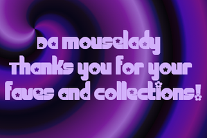 My Big Fat Thank You Pic by mouselady