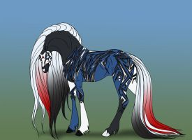 Mare: Zzyzx -pending- by DemiWolfe
