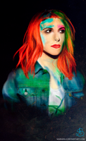 Hayley Williams - FINISHED by Mariana-S