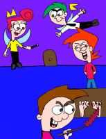 A Fairly Odd-Parents Request by rajee
