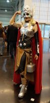 NYCC'14 Thor by zer0guard