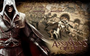 Assassin's creed II by Sfinxa
