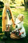hetalia: France and England 2 by Amapolchen