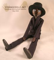 Chimney Sweep by strangedolls