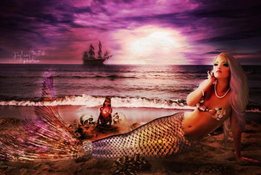 treasure mermaid by juliet981