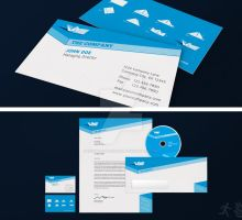 Papership Corporate Design by design-on-arrival