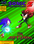 Sonic the Hedgehog Z Issue 3 FULL COMIC PDF by CCI545