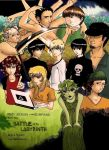 Battle of the Labyrinth color by dracaena-akira