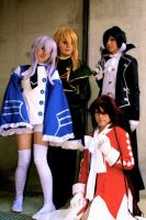 Pandora Hearts by Mitsuko-Vicious
