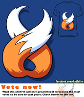 Woot Shirt - Two Tails by fablefire