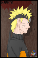 Naruto coloring ver1 by hakimbo