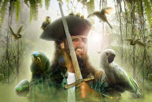 Pirate of the Jungle by Mr-Ripley
