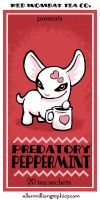 Predatory Peppermint Tea by ursulav
