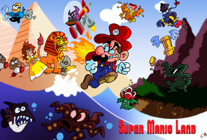 Super Mario Land by Chopfe