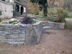 Dry Stone wall, Chester Springs Pennsylvania by Devine-Escapes