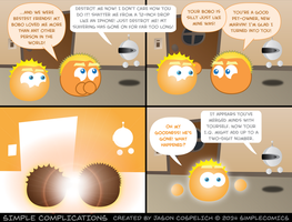 SC946 - Marvin's Acceptance by simpleCOMICS