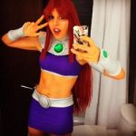 Starfire - Instagram by MangoSirene