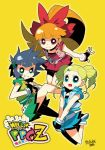 Power Puff Girls Z by RyusukeHamamoto
