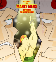 Manly Mens - Cover by Mr-Tea-and-Crumpets