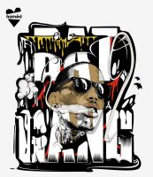 Bat Gang  Kid Ink by kellumo
