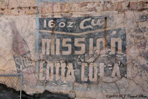 Mission Cola by rjcarroll