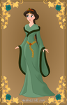 Queen Elinor by Colour1Art1Chick