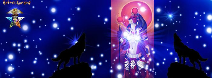 I am a Lone Wolf No More Facebook Cover by AstralAurora