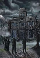 The house at the end of the world by vongue