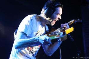 Paul Gilbert by Ultra-Vixen
