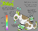 Bullights - OPEN species by eccentricbirdie