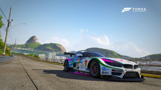 Forza Motorsport 6 - Soaring High by nick98