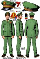 Dan Dare design sheet 1 by westonfront