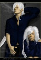.:Twins:. by SpectralFairy