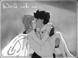 World with me by Candido1225