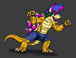 Art Trade- Abel Koopa by Scatha-the-Worm