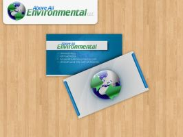 AAE-Business Card by XtrDesign