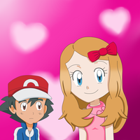 Amourshipping by happykitty123