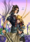 Terra and Ventus by Autumn-Sacura