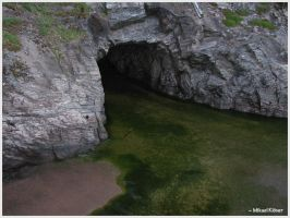 Water Cave by MKlver