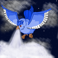 Articuno by HelenBaby