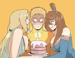 HBD naruto by indy-riquez