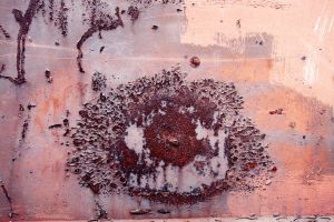 Rust texture XIII by mercurycode
