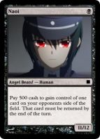 Anime TCG: Naoi by AnimeMTG