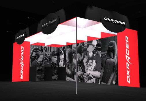 DXRacer stand by id820